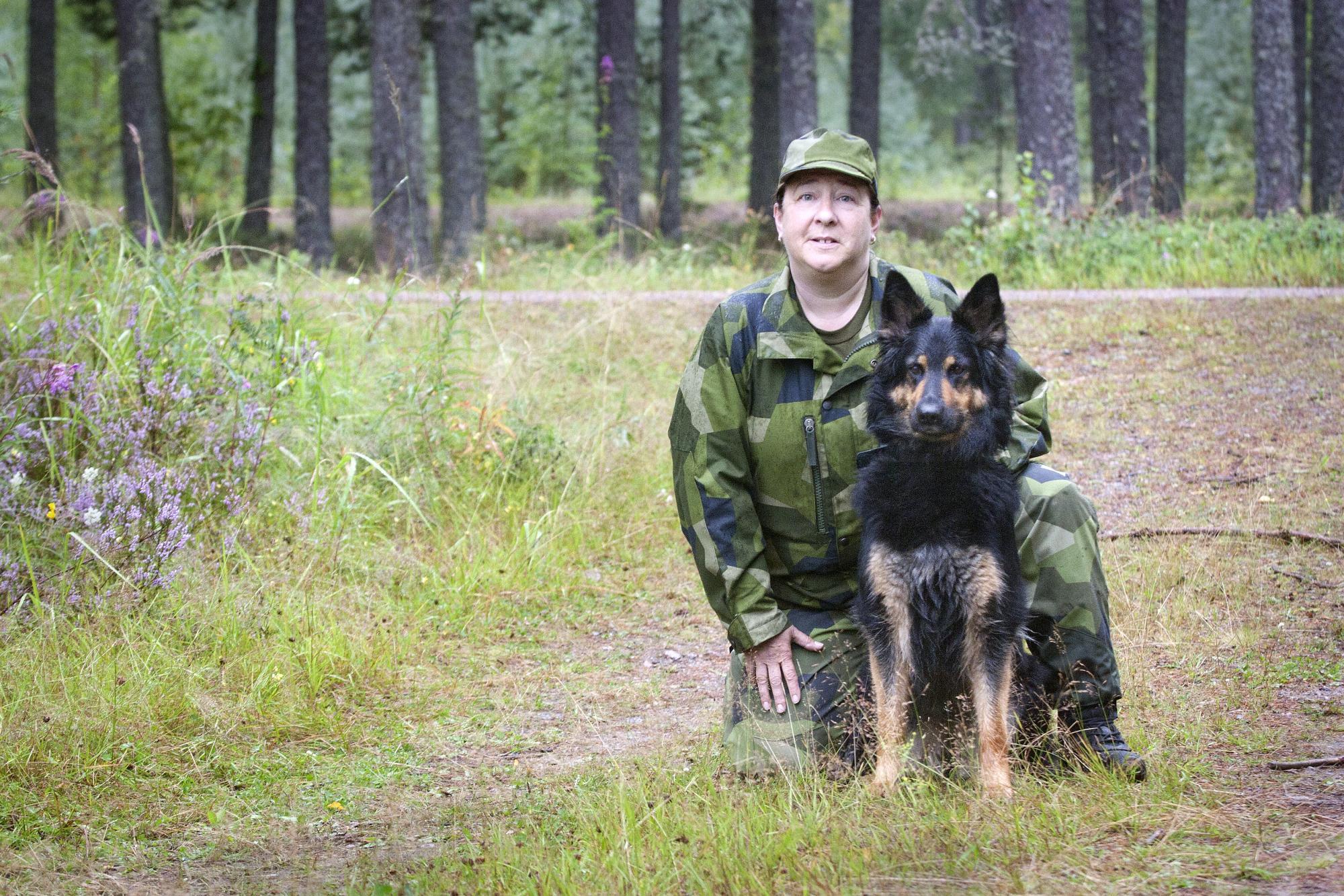 <span>Eva Söderlund och Ester, \